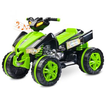 Quad Raptor Toyz