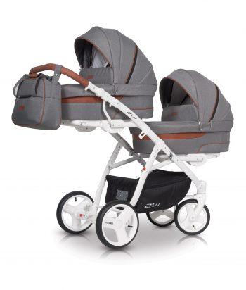 Wózek Dla Bliźniąt EasyGo 2ofUS